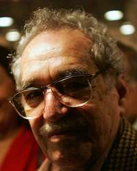 Gabriel García Márquez. Foto: Getty Images