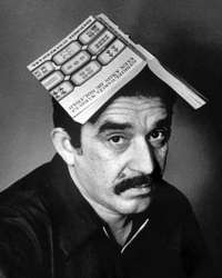 García Márquez Foto: getty