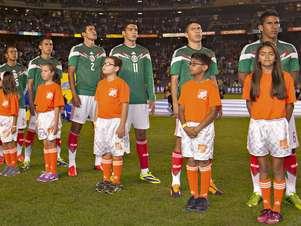 México ya tiene su once inicial para enfrentar a Nueva Zelanda. Foto: Mexsport