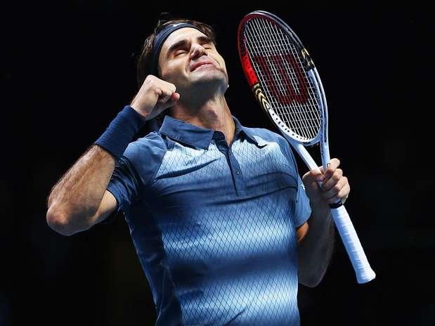 Federer - Masters '13 - Terra