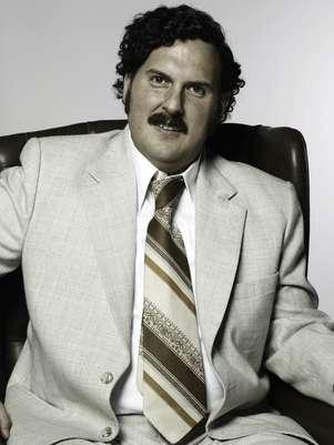 Andrés Parra realiza el papel de Pablo Escobar. Foto: Prensa