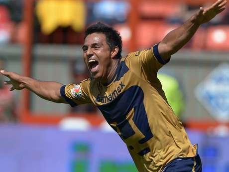 Cortés marcó por segundo partido consecutivo. Foto: Mexsport