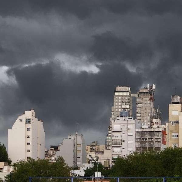 Clima: alerta por fuertes tormentas y granizo en Provincia - Terra Argentina