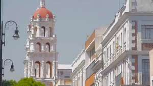 Conheça o centro histórico de Puebla, patrimônio da Unesco Video: