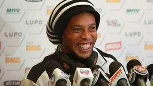 Ronaldinho Gaúcho conta qual motivação de jogar no Atlético-MG Video:
