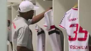 Veja bastidores da apresentação do novo uniforme do São Paulo Video: