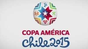 Veja a identidade visual da Copa América Chile 2015 Video: