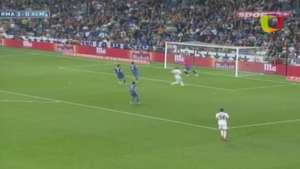 Veja os gols de Real Madrid 4 x 0 Almería pelo Campeonato Espanhol Video:
