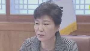 Presidente da Coréia do Sul comenta náufrago: