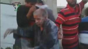 Novo vídeo amador sugere ataque químico na Síria Video: