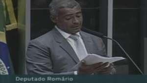 Romário critica obras do Galeão: