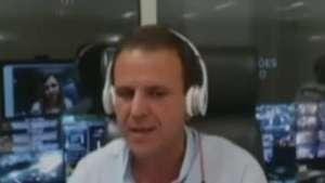 Prefeito do Rio de Janeiro minimiza cobranças do COI Video: