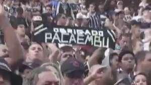 Torcida do Corinthians se despede do Pacaembu; veja Video:
