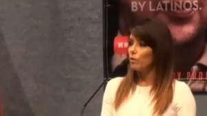 Eva Longoria quer aumentar influência latina na Casa Branca Video: