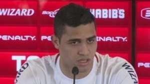 Alan Kardec decreta Palmeiras como passado na carreira Video: