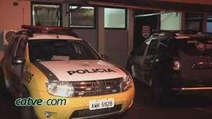 PMs envolvidos em troca de tiros com assaltantes prestam depoimento Video: