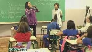 Salas de aula ainda não estão preparadas para alunos com déficit de atenção Video: