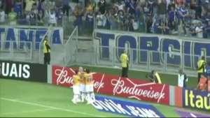 Veja os gols de Cruzeiro 3 x 2 Coritiba pelo Brasileiro Video: