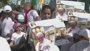 Grupos fazem ataques contra visita do Papa à Terra Santa Video: