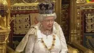Rainha Elizabeth irrita ambientalistas com política inglesa Video: