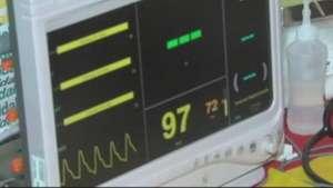 Haja coração: espanhol é monitorado durante show da Holanda Video: