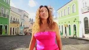 Daniela Mercury apresenta Salvador, cidade-sede da Copa Video: