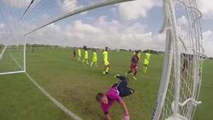 Antonio Carlos, Kardec e Pato marcam em jogo-treino Video: