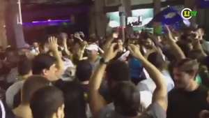 Brasileiros fazem resposta ao 'Decime qué se siente' Video: