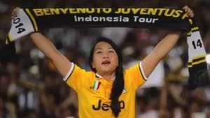 Juventus faz vídeo de agradecimento à Indonésia Video: