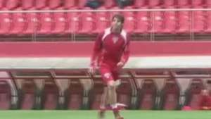 Veja o desempenho de Kaká em treino do São Paulo no Morumbi Video: