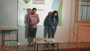 Casal é detido por tráfico de drogas no Gramado Video:
