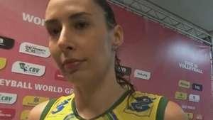 Sheila aposta em experiência para boa fase da Seleção Video: