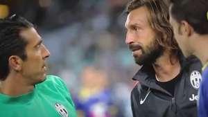 Juventus enfrenta time comandado por Del Piero Video: