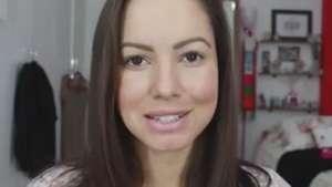 Juliana Goes Cílios Postiços em Tufinhos Video:
