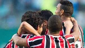 Goleiro do Palmeiras admite erro após gol: