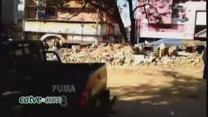 Prefeitura destrói lojas irregulares em Ciudad Del Este Video: