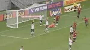 Veja os gols de Sport 2 x 1 Palmeiras pelo Brasileiro Video: