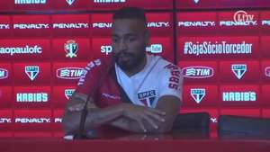 Lateral avalia rendimento do São Paulo nas últimas partidas Video: