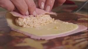 Sueli Rutkowski ensina receita prática e deliciosa de canelone invertido Video: