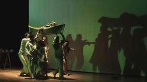 Dança na cidade Video: