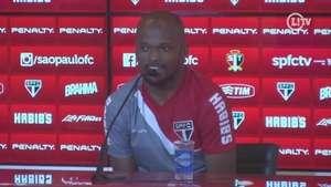 Edson Silva dá nota para sua atuação diante do Cruzeiro Video: