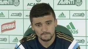 Victor Luis pede capricho em finalizações do Palmeiras Video: