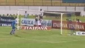 Veja o gol de Icasa 0 x 1 Vila Nova pela Série B Video: