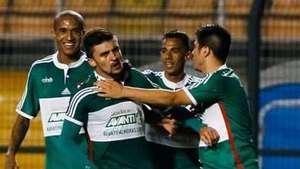 Veja os gols de Palmeiras 2 x 2 Flamengo pelo Brasileiro Video: