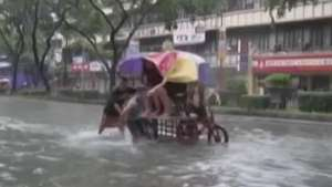 Filipinas: cerca de 475 mil pessoas são afetadas por enchente Video: