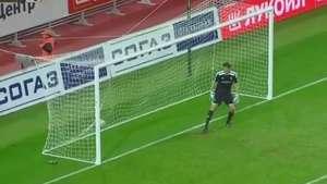 Veja os gols de Spartak 1 x 1 Terek pelo Campeonato Russo Video: