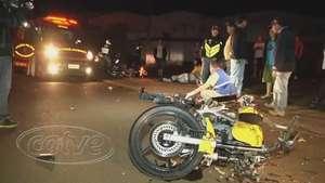 Grave acidente entre motos deixa três feridos no Interlagos Video: