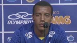 Cruzeiro apresenta lateral antes de clássico com Atlético-MG Video: