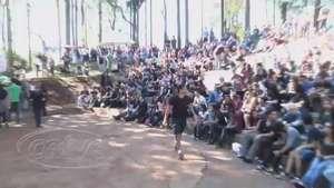 7ª edição do Rocão lota praça Parigot de Souza em Cascavel Video: