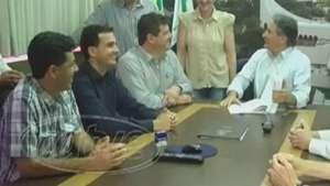 UPA Sanga Funda: assinado contrato para construção da unidade Video: